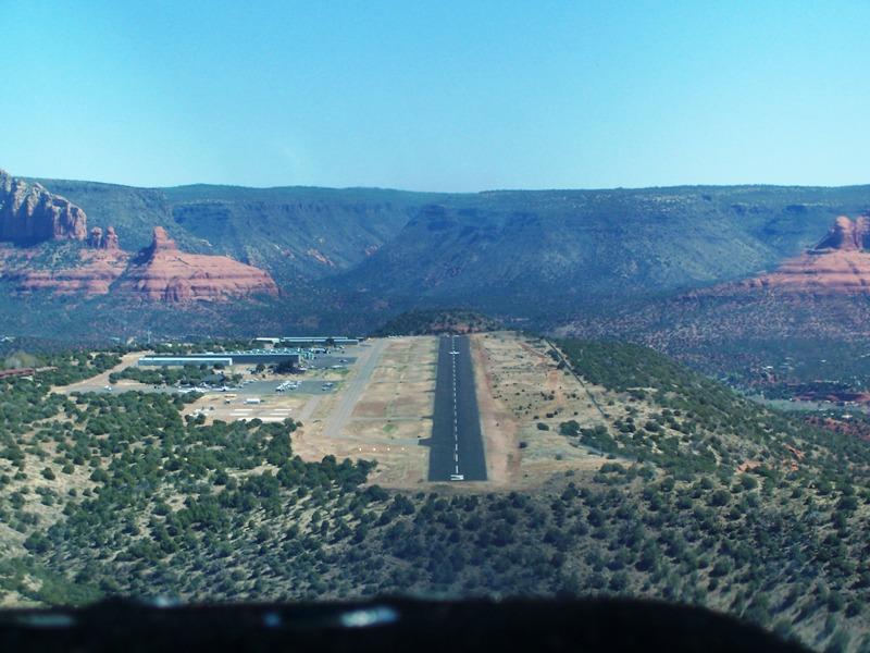 Sedona Jeep Tours >> Flying into Sedona Arizona