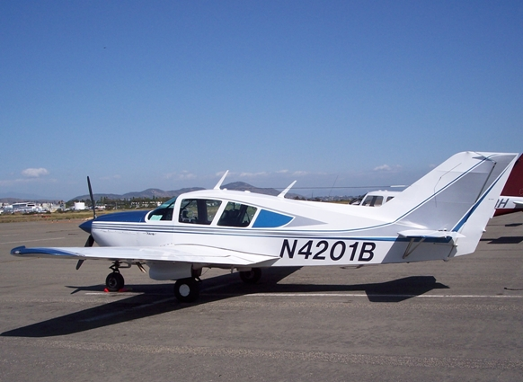 a Bellanca Super Viking